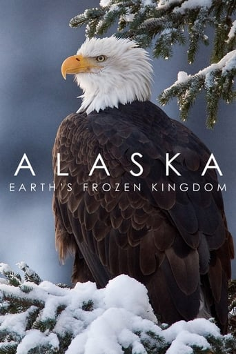Poster of Alaska: Earth's Frozen Kingdom