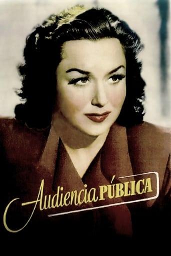 Poster of Audiencia pública