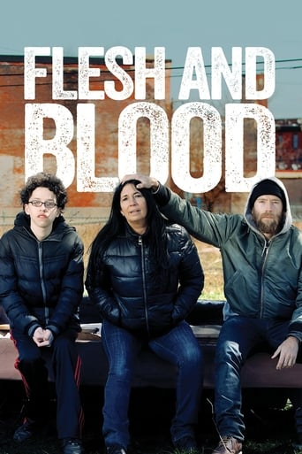 Poster of Flesh and Blood