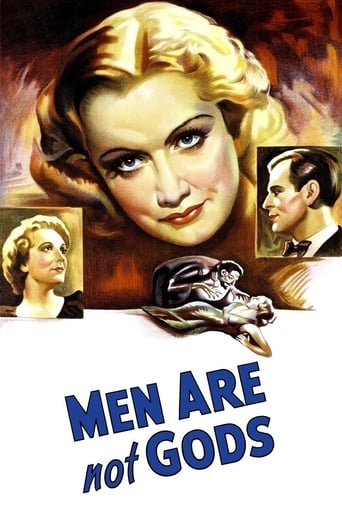 Poster of Men Are Not Gods