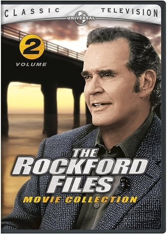 Poster of The Rockford Files: Shoot-Out at the Golden Pagoda