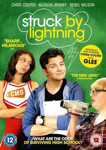 Poster of Struck by Lightning