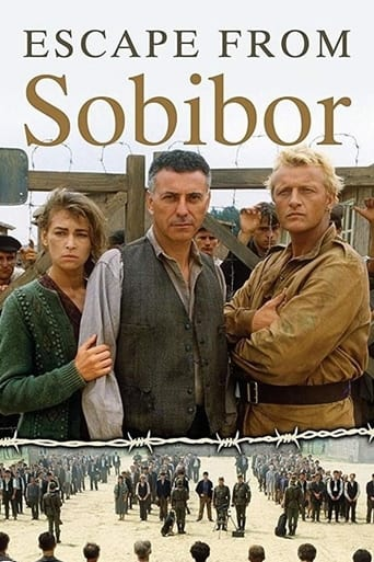 Poster of Escape from Sobibor