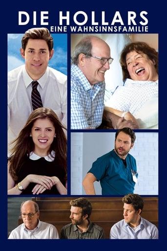 Filmplakat von Die Hollars - Eine Wahnsinnsfamilie