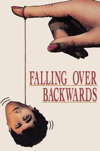Poster of Falling Over Backwards