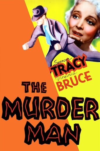 Poster of The Murder Man