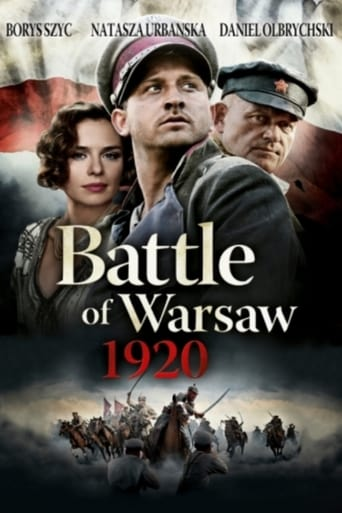 Poster of Battle of Warsaw 1920