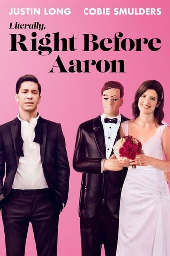 Literally, Right Before Aaron (2017)