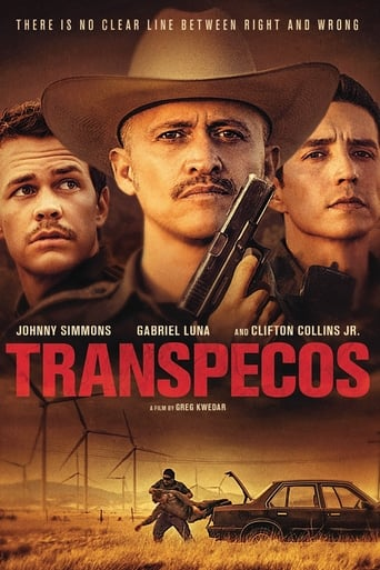 Poster of Transpecos
