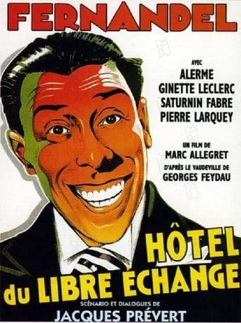 Poster of L'hôtel du libre échange