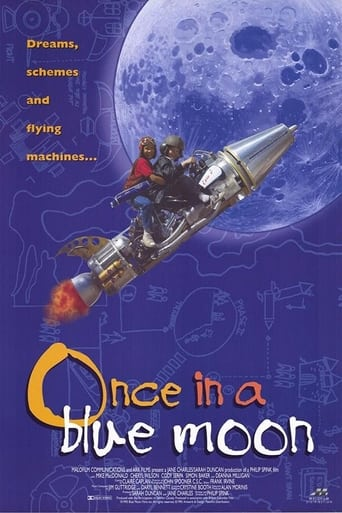 Poster of Once in a Blue Moon