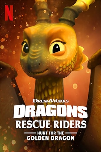 Poster of Dragons: Rescue Riders: Hunt for the Golden Dragon