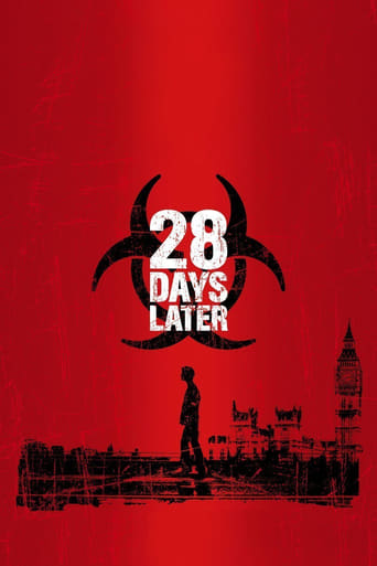 Poster of 28 Days Later