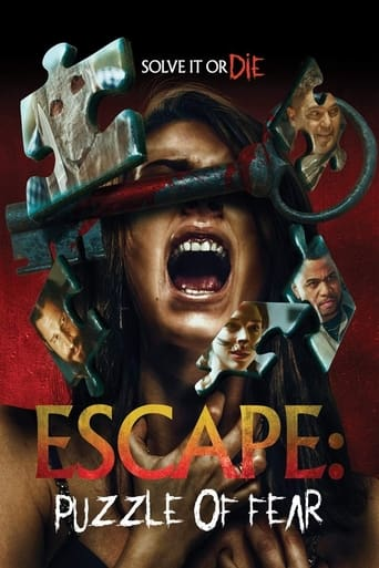 Poster of Escape: Puzzle of Fear