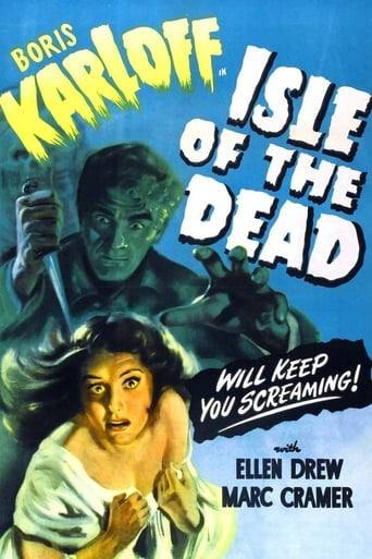 Poster of Isle of the Dead