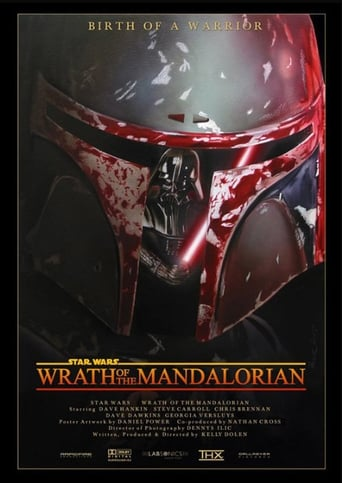 Poster of Star Wars: Wrath of the Mandalorian