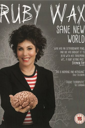 Poster of Ruby Wax - Sane New World