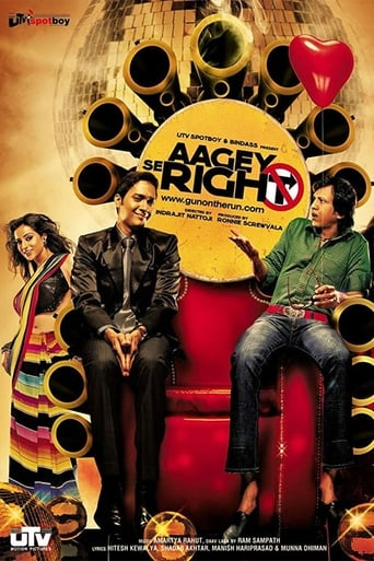 Poster of Aagey Se Right