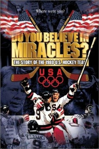 Poster of Do You Believe in Miracles? The Story of the 1980 U.S. Hockey Team