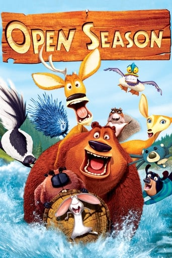 Poster of Open Season