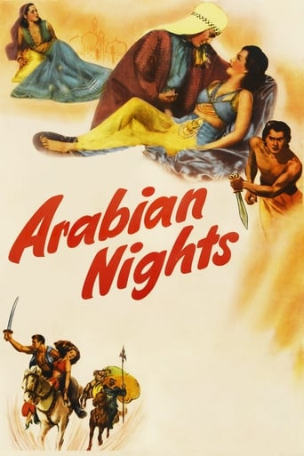 Poster of Arabian Nights