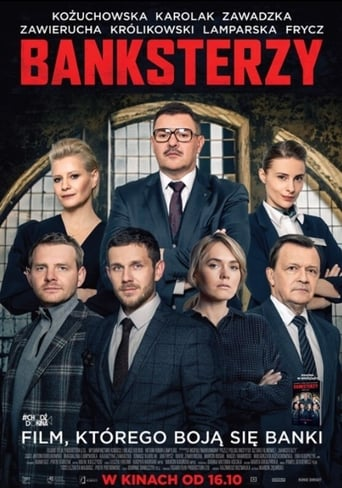 Poster of Banksters