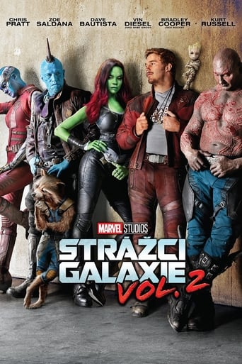 Poster of Strážci Galaxie Vol. 2