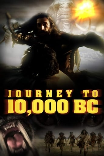 Poster of Journey to 10,000 BC