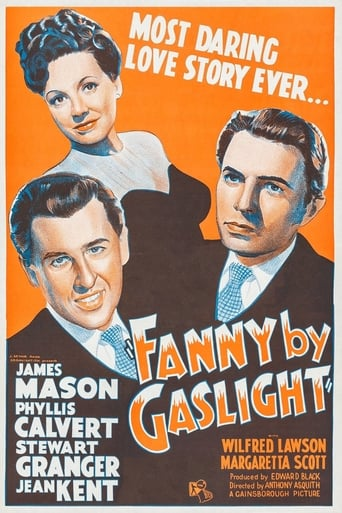 Poster of Fanny by Gaslight