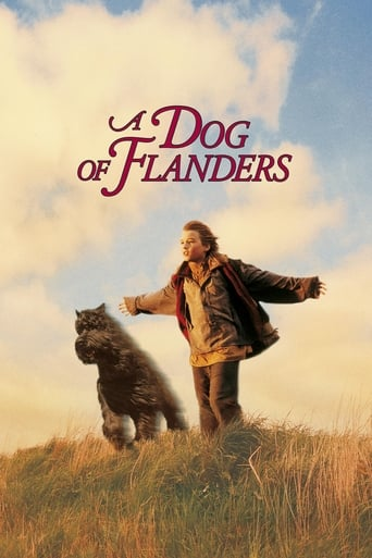 Poster of A Dog Of Flanders