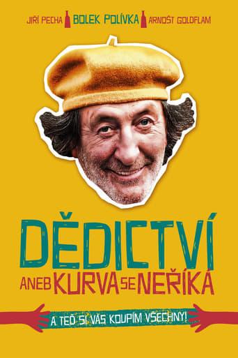 Poster of Dědictví aneb Kurvaseneříká