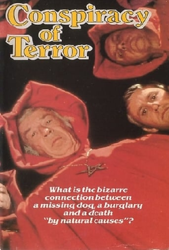 Poster of Conspiracy of Terror