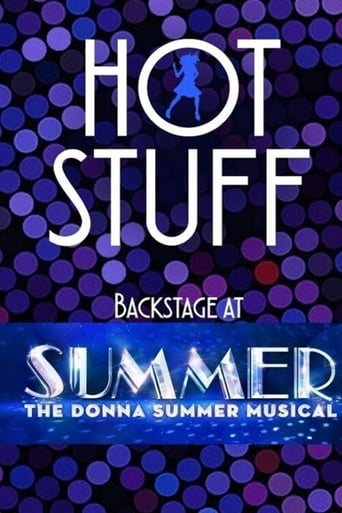 Poster of Hot Stuff: Backstage at Summer with Ariana DeBose