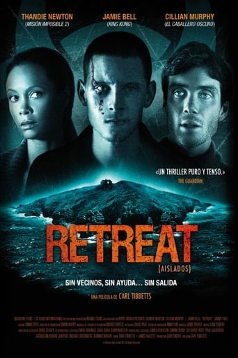 Poster of Retreat (Aislados)