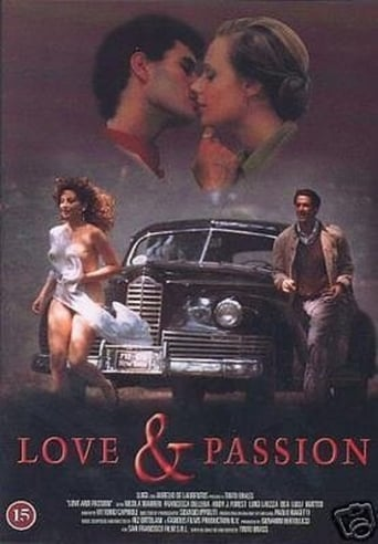 Poster of Love & Passion