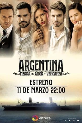Poster of Argentina, tierra de amor y venganza