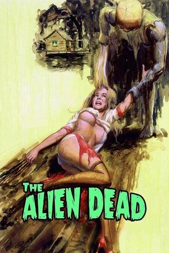Poster of The Alien Dead