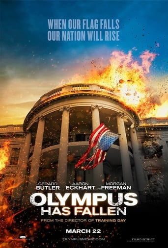Poster of Olympus Has Fallen