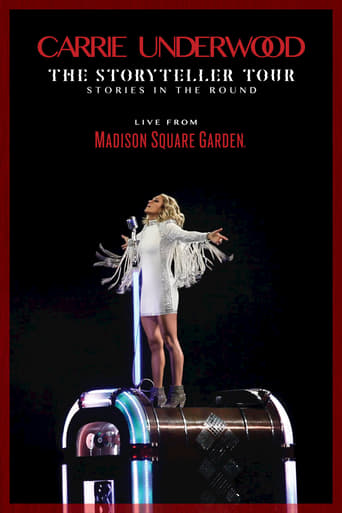 Poster of Carrie Underwood: The Storyteller Tour - Stories In the Round