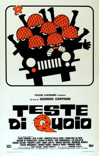 Poster of Teste di quoio