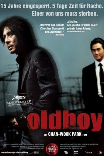 Filmplakat von Oldboy