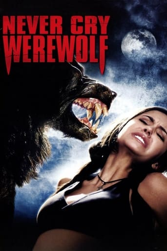 Poster of Never Cry Werewolf