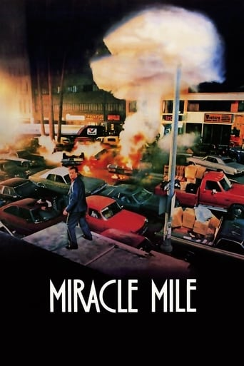 Poster of Miracle Mile