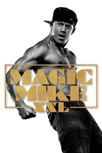Poster of Magic Mike XXL
