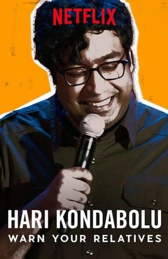Poster of Hari Kondabolu: Warn Your Relatives