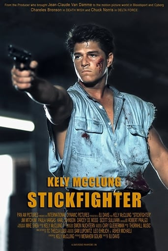 Stickfighter poster