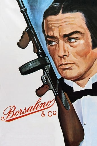 Poster of Borsalino and Co.