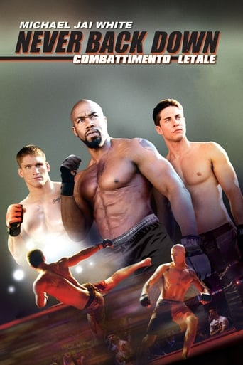 Poster of Never Back Down - Combattimento letale