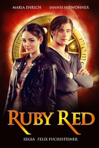 Poster of Ruby Red