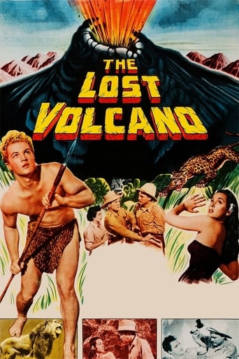 Poster of The Lost Volcano